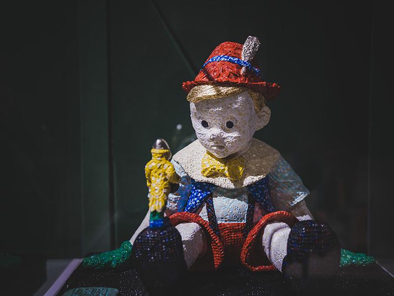 Pinocchio dalle origini al 1980
