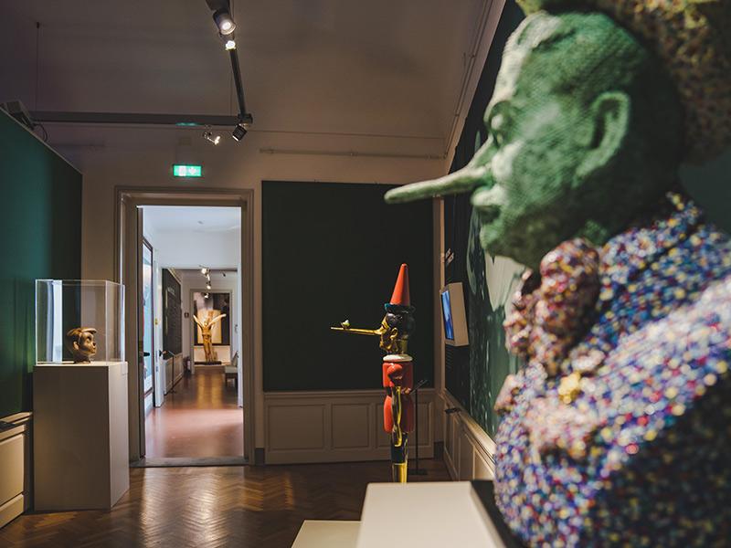 Incontrare Pinocchio attraverso l'arte